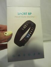 SPORT BP Heart Rate Monitor - purple band