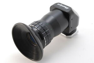 【EXC++】 Mamiya Right Angle Finder for 645 SUPER PRO TL 1000 from Japan