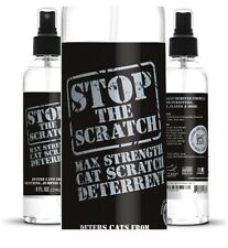 Emmy's Best Stop The Scratch Cat Deterrent Spray for Kittens and Cats - Safe
