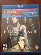 Sony PlayStation 3 Heavy Rain -- Greatest Hits