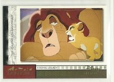 "2003 DISNEYS TREASURES LION KING ""A ROYAL LEGACY"" TRADING CARD #LK2 MINT/NR MINT"