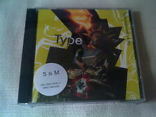 LIVING COLOUR - TYPE - 1990 PROMO CD SINGLE