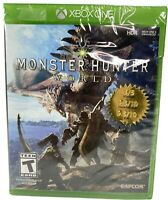 Monster Hunter: World Microsoft Xbox One 2018 XBox One X Enhanced Factory Sealed