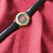 VINTAGE GUCCI WOMEN'S WATCH MODEL 3001L GOLD-PLATED