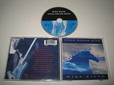 STEVE MILLER BAND/WIDE RIVER(POLYDOR/519 441-2)CD ALBUM