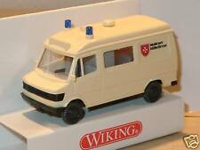 Wiking Mercedes 207 D KTW maltese - 0278 01 - 1:87