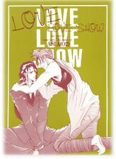 Final Fantasy 7 Vii doujinshi Reno x Tseng Tseng < Rufus Love Love Show Asia (02