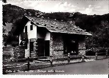CARTOLINA COLLE DI NAVA IMPERIA BOTTEGA DELLA LAVANDA  3-228