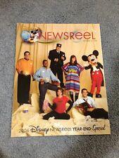 Disney Newsreel Year End Speical December 22, 2006 New