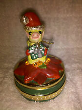 "Pocket Dragon #013956 3.12"" Twinkle Little Gift, Real Musgrave, Trinket Box, New"