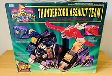 Power Rangers Mighty Morphin Thunderzord Assault Team - Boxed