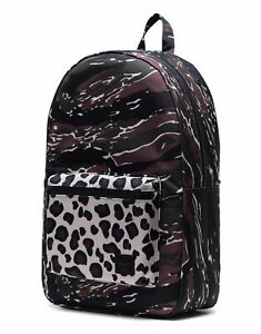 Herschel Settlement Tiger Camo Backpack 23L Full Size Backpack Bag NEW !