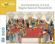 Pomegranate Jigsaw Puzzle Muhammad A'zam Artist Begum Samrus Household 500 Piece