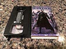 Matrix VHS! 1999 Mind Warp Action! Avatar Blade Runner Terminator Tron