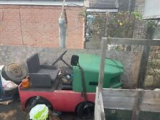 More details for 1950s mercury petrol   tug tow tractor airport baggage spares repairs non runner