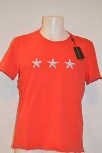 JOHN VARVATOS * Star USA Man's 3 STARS Premium T-shirt NEW Size Medium