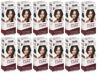 CoSaMo Hair Color #779 Dark Brown, Compares to Clairol Loving Care #79 (12 Pack)