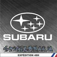 Subaru logo voiture rally décoration - Stickers autocollants adhésifs