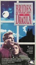 Brides of Dracula (VHS) Peter Cushing