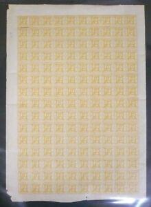 Thurn und Taxis Sammlung 8 kompletter Bogen ** postfrisch je 150 Marken 8100,- €