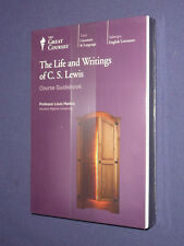 Teaching Co Great Courses CDs     LIFE  WRITING of C.S. LEWIS      new & sealed