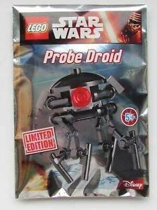 LEGO Star Wars Probe Droid Minifigure Foil Pack Set 911610 (Bagged)