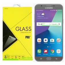 Premium Tempered Glass Screen Protector For Samsung Galaxy J7 V / Perx 2017