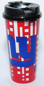 New York Giants Insulated 16oz Travel Mug