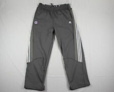 adidas Los Angeles Clippers - Gray Poly Sweatpants (Multiple Sizes) - Used