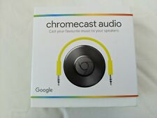 Google Chromecast Audio 2nd Generation Media Streamer Used- Excellent Condition