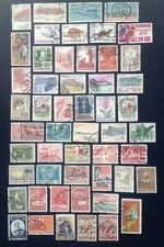 Denmark 0ver 50 stamps from the 1970's