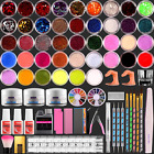 Acrylic Nail Kit With Everything 82 In 1 Professional Manicure Set Nail Art Set
