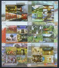 Dominikanische Republik 2014 Museen Kunst Gemälde Paintings Architektur MNH