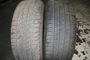 2x Michelin 265/60R18 110H Latitude Tour HP