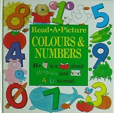 Colours & Numbers, Burton Marks, Read A Picture, Hardback book ISBN1-85724-825-2