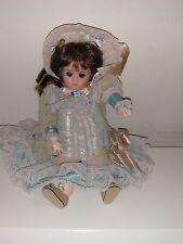 Artistes poupée de collection poupée poupée MUNDIA les romantiques de CHRISTINE et CECILE