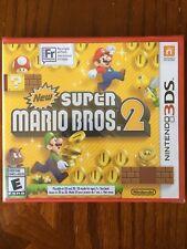 New Super Mario Bros. 2 Nintendo 3DS, 2012 (Sealed)
