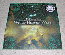 While Heaven Wept - Suspended At Aphelion (Gold Vinyl, 100 Copies, New & Sealed)