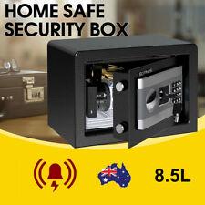 Electronic Digital Safe Box Personal Security Key Lock Home Office Deposit Cash