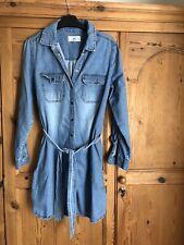 New Look Denim Dress Size 12