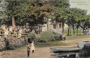 LAKE COMPOUNCE AMUSEMENT PARK, BRISTOL, CT PEOPLE TROLLEY BEACH, L&V PUB 1907-20