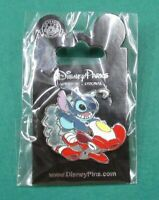 Disney Trading Pin DLR/WDW - Stitch Riding Spaceship