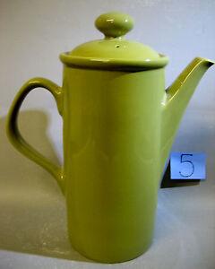 Large vintage England coffee / tea pot