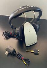 Sennheiser (TR120) Wireless Headphones With Power Supply & Charging Dock