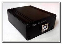L1387 HIFI USB DAC 4X Quad TDA1387 USB decoder beyond the TDA1543 New