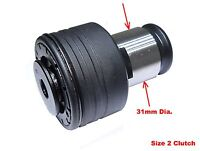 SIZE 2 TAP ADAPTOR/COLLET WITH CLUTCH  ENGINEERING TOOLS LATHE TAPPING MACHINE