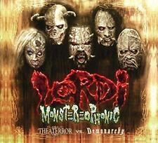Lordi - Monstereophonic (Theaterror Vs. Demonarchy) (Ltd.) (NEW CD DIGI)