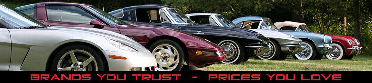 Full Throttle Corvette Ebay Stores