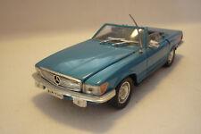 Polistil S 86 - Miniatura de Metal - Mercedes Benz 450Sl 1:24/1:25 (5.div-18)