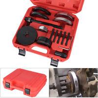 New Heavy Duty Front Wheel Hub Drive Bearing Removal Tool Set Kit Master Set